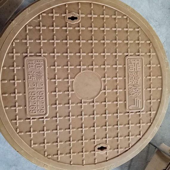 树脂圆形井盖